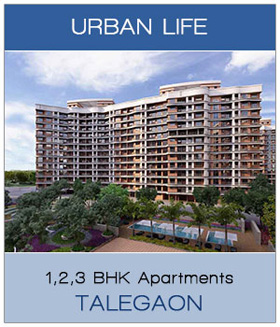 1 2 3 BHK flats for sale in Talegaon